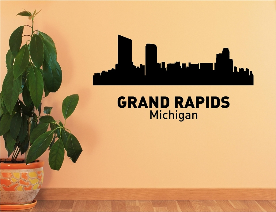 Vinyl Decals Grand Rapids Michigan