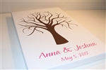 Tree Guest book S9x38816 - Guest book alternative for weddings, birthdays, baby showers, and more!