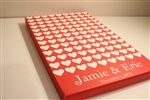 Wedding Canvas Guest book S9x38825 - Guest book alternative for weddings, birthdays, baby showers, and more!