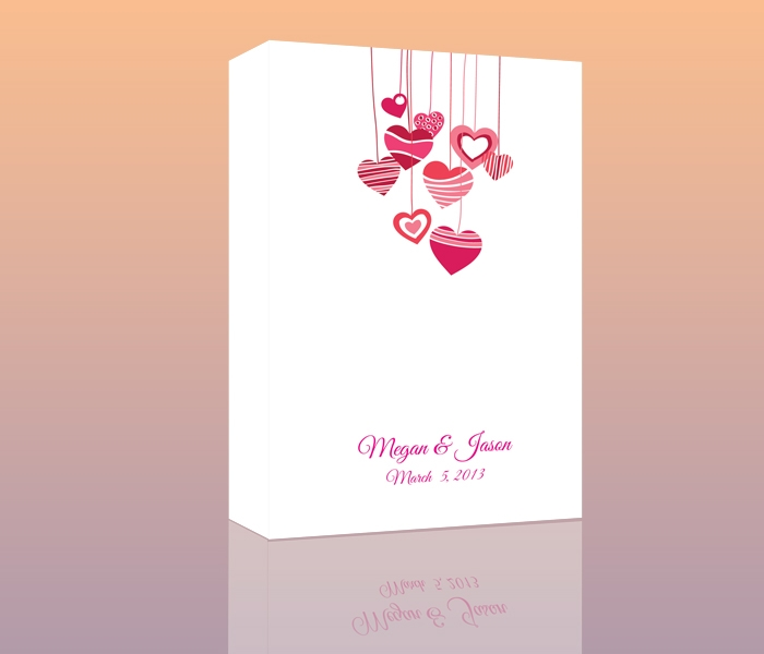 Canvas Guest Books Guest Book Alternative Wedding Guest
