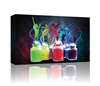 Jars of Paint GALLERY WRAPPED CANVAS