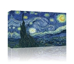 Van Gogh Starry Night GALLERY WRAPPED CANVAS