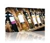 Wine Bottles GALLERY WRAPPED CANVAS