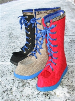 Lobben Boots - Norwegian Tall Traditional