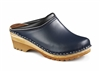 Troentorp Clogs - Rembrandt - available Black, Navy blue, Cola brown