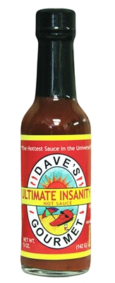 Ultimate Insanity Sauce