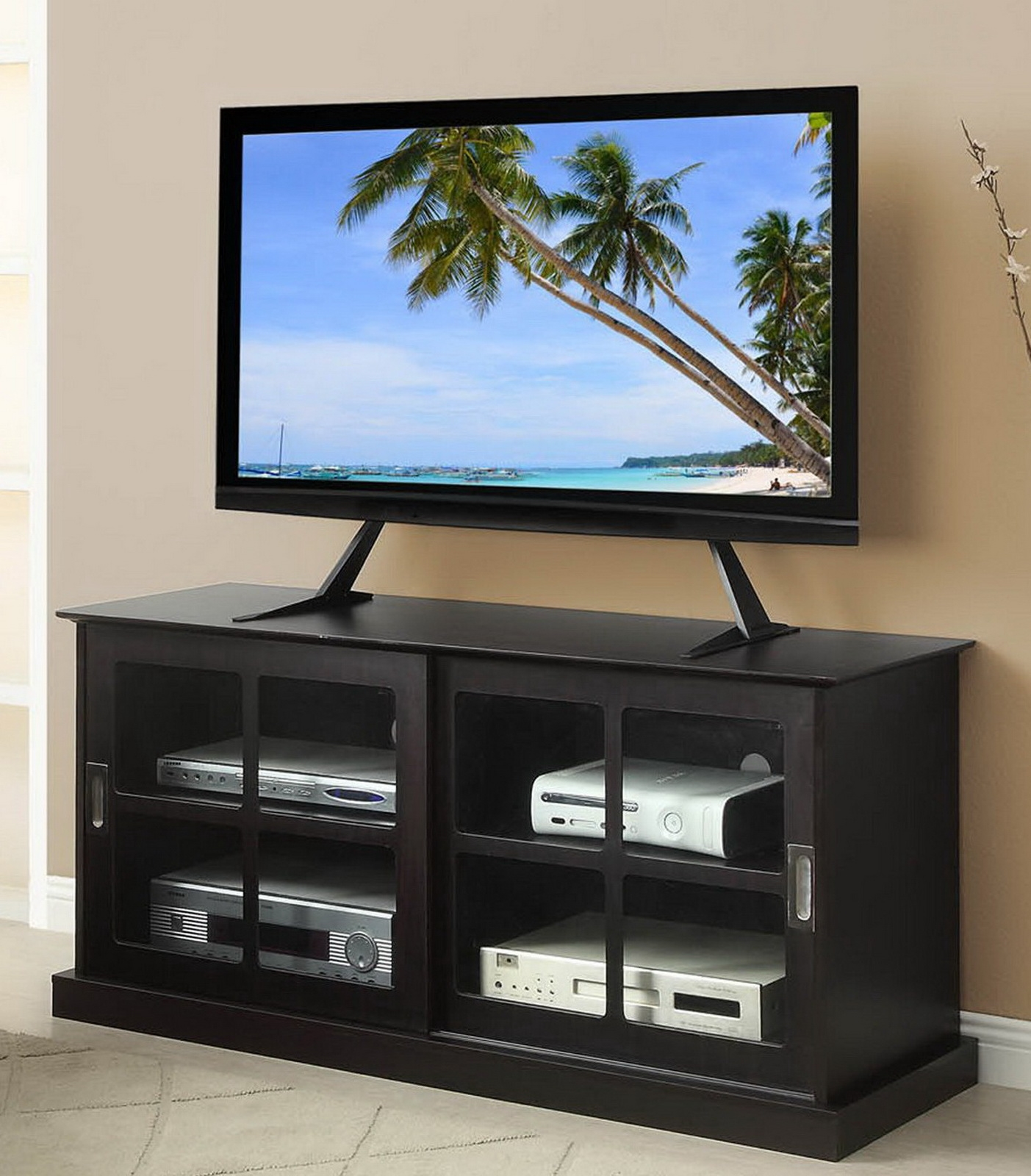 Table Top Flat Screen Tv Stand