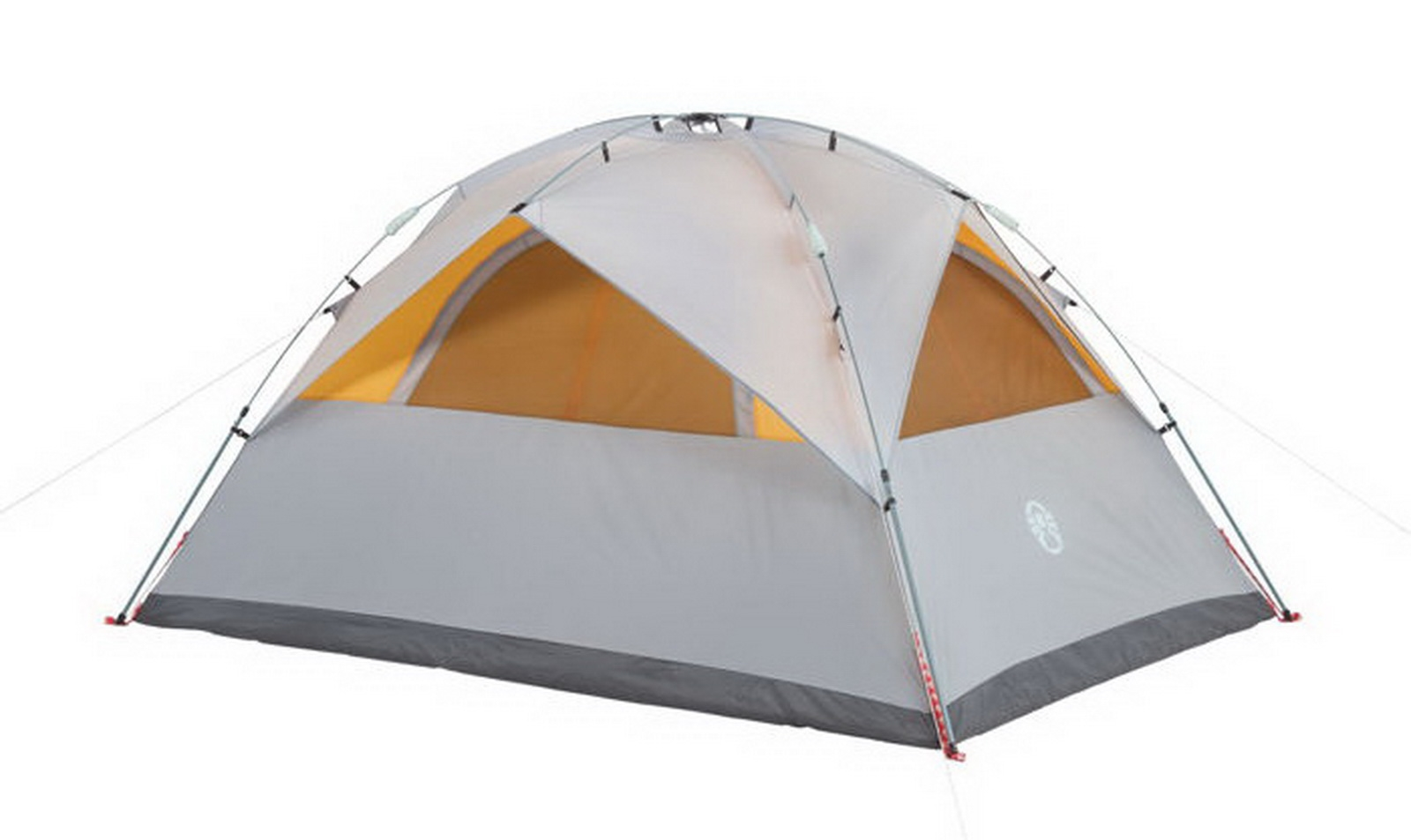 Free ...  sc 1 st  Shop Three Brothers & Coleman 5 Person Tent 10u0027 x 7u0027 Weathermaster