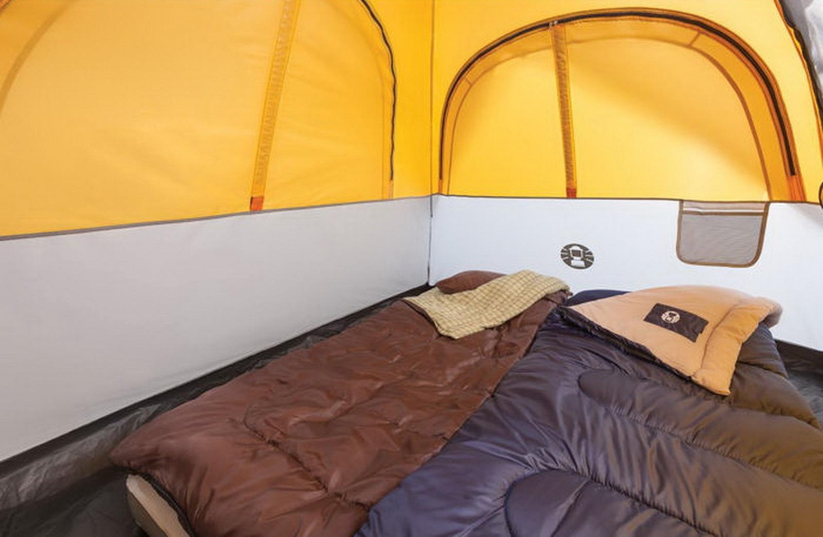 Free ... & Coleman 5 Person Tent 10u0027 x 7u0027 Weathermaster