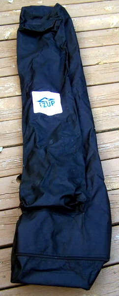 Free ... & REPLACEMENT Wheeled Rolling EzUp CANOPY BAG EZ UP