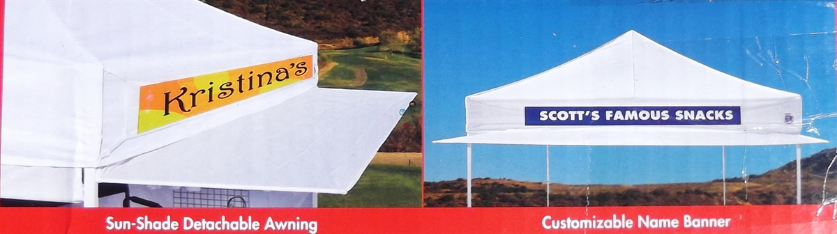Free ... & EZUP Ez Up Canopy Replacement Top