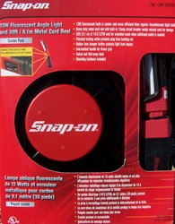 New Snap On Retractable Extension Cord Reel Shop Light