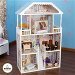 KidKraft Savannah Dollhouse Childrens Pretend Play Doll House