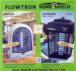 Flowtron Dual Indoor & Outdoor Bug Zapper
