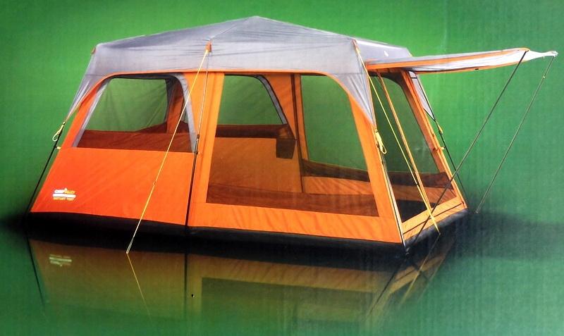 Big 8 Person 14 X 9 Camping Tent