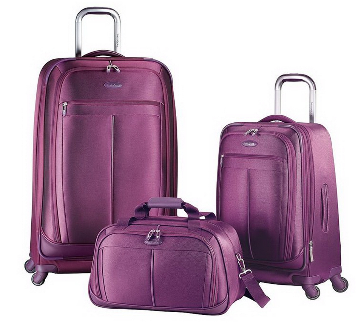 Samsonite 3 pc Spinner Luggage Set 29