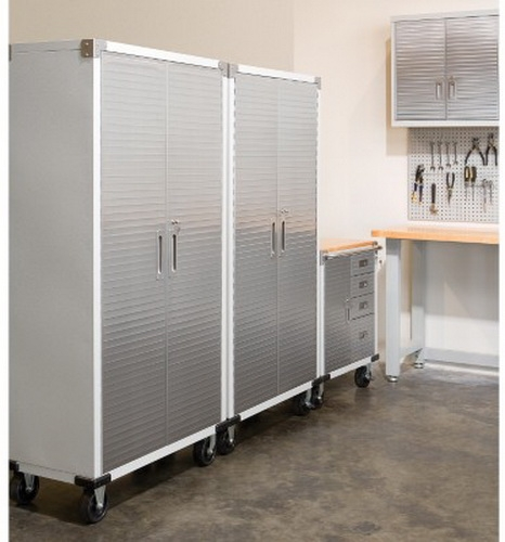 """heavy duty 72"""" tall metal storage rolling file tool cabinet with"""