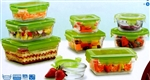 Snapware 18 pc Glass Food Storage Containers