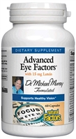 Advanced Eye Factors - 60 Caps - Natural Factors