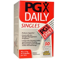 PGX Daily Single - 30 Gms (30 Pcts) - Natural Factors