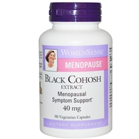 Women's Black Cohosh Extract - 90 Caps - Natural Factors