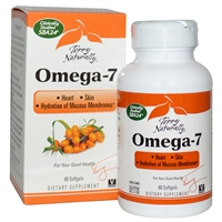 Omega-7 60 Count Softgels Europharma Terry Naturally 367703130060