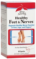 Healthy Feet & Nerves 60 count capsules Europharma Terry Naturally 367703342067