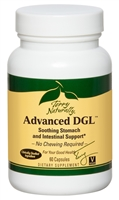 Advanced DGL Terry Naturally 60 Count Capsules Europharma 367703406066