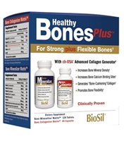BioSil Healthy Bones Plus - 1 Kit - Natural Factors - 5425010391415