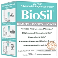 BioSil Beauty, Bones, Joints 1oz Liquid Natural Factors: 542501039184