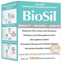 BioSil® Beauty Bones Joints .5oz - 15ml - Natural Factors