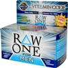 Vitamin Code RAW One for Men Multi - 75 vegetarian capsules - Garden of Life
