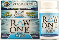 Vitamin Code RAW One for Men Multi - 30 vegetarian capsules - Garden of Life
