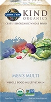 My Kind Organics Men's Multi - 60 tablets - Garden of Life