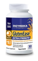 GlutenEase Extra Strength 30 Count Capsules Enzymedica 670480120101