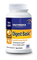 Digest Basic 90 Count Capsules Enzymedica