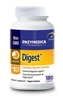 Digest Complete Enzyme 180 Count Capsules - Enzymedica