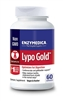 Lypo Gold 120 Count Capsules Enzymedica 670480981313