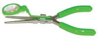 Long Needler Nose Pleezers- Green