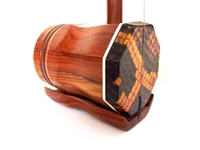 EcoErhu Thai Rosewood Zhonghu - For Orchestra and Ensemble Performance