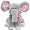 Animated Plush Elephant - Pink