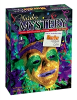 Murder at Mardi Gras - Murder Mystery Party Game