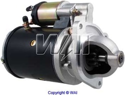 New Ford Diesel Tractor Starter