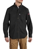 Carhartt Long Sleeve Solid Work Shirt