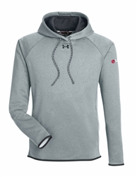 Ladies Under Armour Double Threat Armour Fleece Hoodie