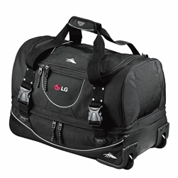 "High Sierra 22"" Carry-On Rolling Duffel Bag"