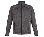 MEN'S Melange Bonded Fleece