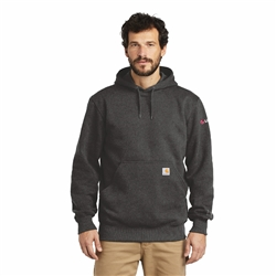 Mens Carhartt Rain Defender Paxton Heavyweight Hooded Sweatshirt
