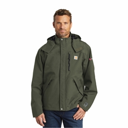 Mens Carhartt Shoreline Jacket