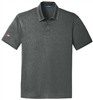 Men's Port Authority Trace Heather Polo